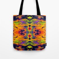 boho Tote Bags featuring boho by Iris Lehnhardt