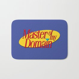 Master of my domain Bath Mat