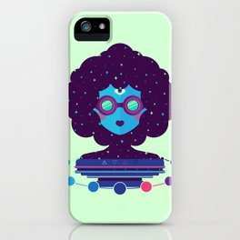Ethereal Mistress iPhone Case
