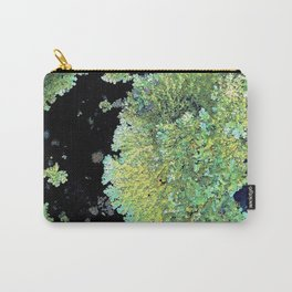 Shield Lichen Carry-All Pouch