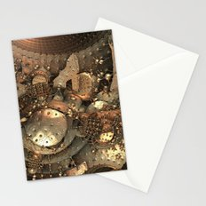 Crash at Roswell Stationery Cards