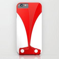 Silhouette Racers - Ferrari 458 iPhone 6s Slim Case