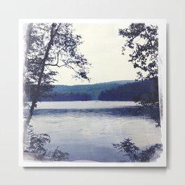 Lake Minerva #4 Metal Print