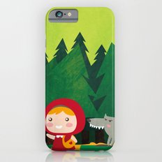 Little Red Riding Hood iPhone 6s Slim Case