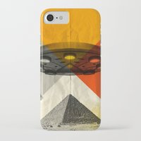 return iPhone & iPod Cases featuring the return by Vin Zzep