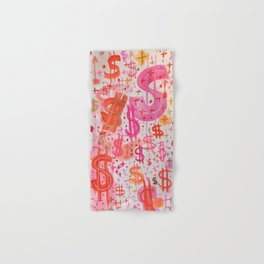 Barbie Money Hand & Bath Towel