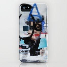 no panic iPhone Case
