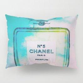 CHANELNo. 5 Sky Remix Pillow Sham
