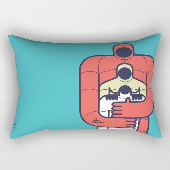family 1 Rectangular Pillow
