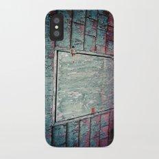 The Secret Door iPhone X Slim Case