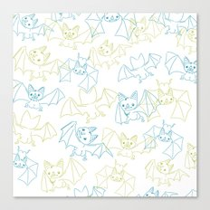 Bat Butts! Canvas Print