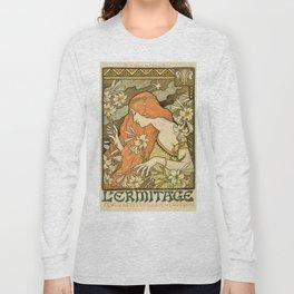 Ermitage Art Nouveau Magazine Long Sleeve T-shirt