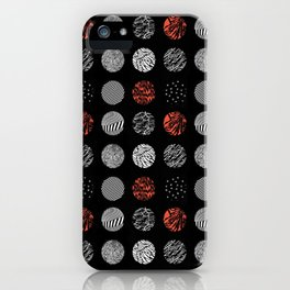 emo rap hell iPhone Case