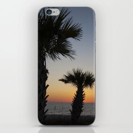 Florida Sunset. iPhone Skin