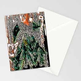 Woman N74 Stationery Cards