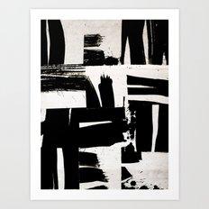 wabi sabi 16-02 Art Print