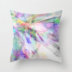 Graphic 2 Throw Pillow