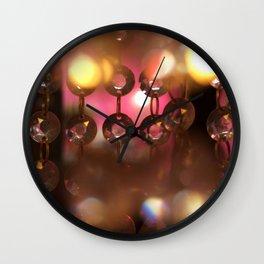 Cabaret Balance Wall Clock