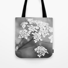 White flower for Valentine's day II Tote Bag