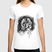 salt water T-shirts featuring Salt by Kate Plourde