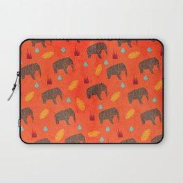 Elephant Origami Laptop Sleeve