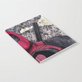 Dead pool - Sweet superhero Notebook