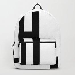 Blocked Backpack