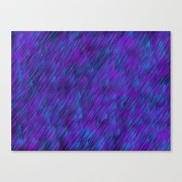 Colorful scrapes Canvas Print