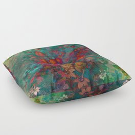 """""""Spring Pop Still Life"""" Floor Pillow"""