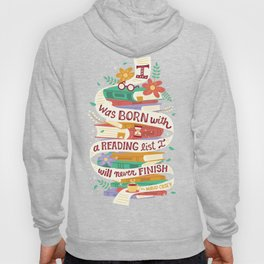 Reading list Hoody