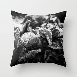 Miguel's Hydrangea 1 Throw Pillow