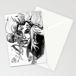 Alter ego 2 Stationery Cards