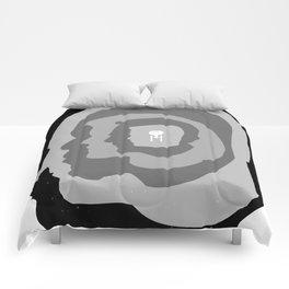 Star Trek Head Silhouettes Comforters