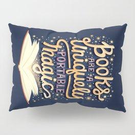 Books are magic Pillow Sham