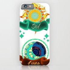 Sun & Moon iPhone 6s Slim Case