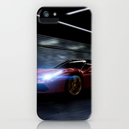 488 gtb iPhone Case