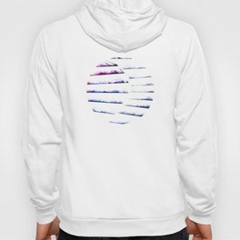 α White Crateris Hoody