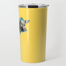 Mooing machine Travel Mug