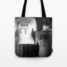 I [photo] NY Tote Bag