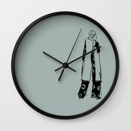 szkic Nº 001 Wall Clock