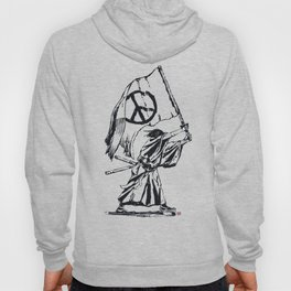 Peaceful Samurai Hoody