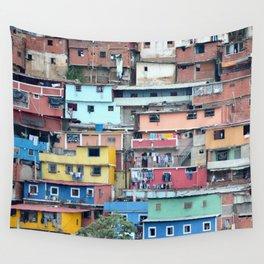 Venezuelan Tetris Wall Tapestry