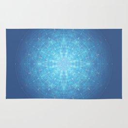 Enigma. Sacred geometry Rug