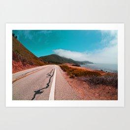 Road Trip #1 Art Print