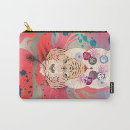 Peace Tiger Pepe Psyche Carry-All Pouch