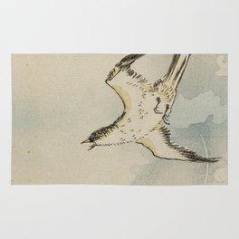 Utagawa Kuniyoshi - Hototogisu Rug