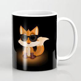 Cool Fox Coffee Mug