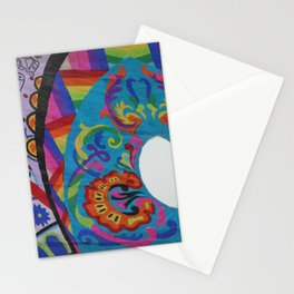 Up close - Guatemalan Kites Stationery Cards