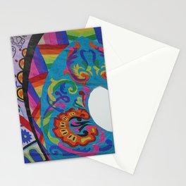 Up close - Guatemalan Kites Stationery Cards