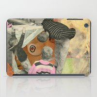 boob iPad Cases featuring Kitchen Boob by Molly Halligan